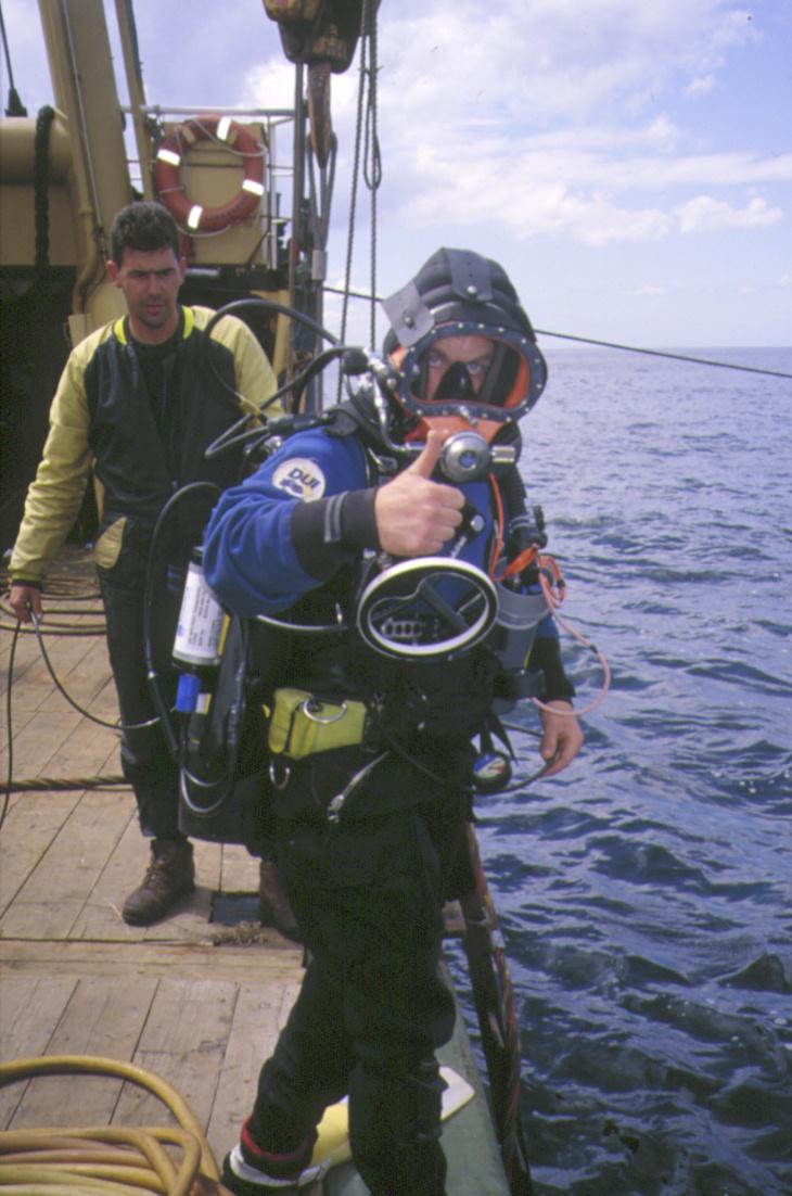 Resurgam Submarine